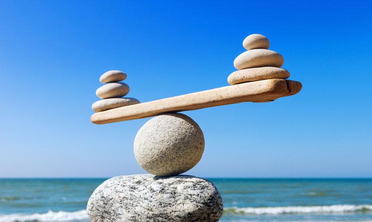Blog: zo hervind je je balans
